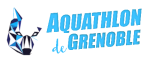 Aquathlon de Grenoble Logo