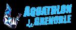 Aquathlon de Grenoble Logo